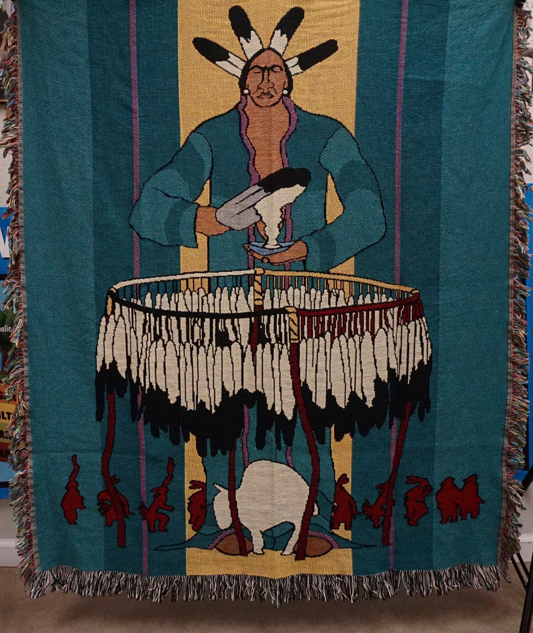 Hoopman Blanket