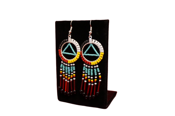 AA Beaded Earrings