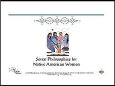 7 Philosophies for Native American Women