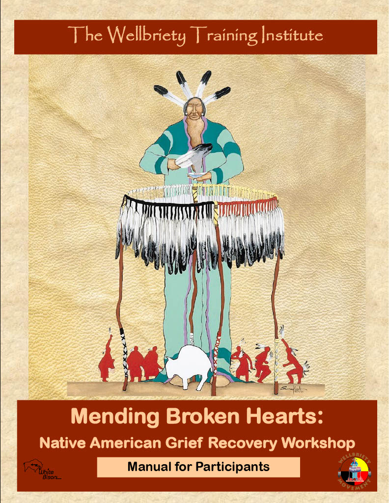 Mending Broken Hearts Workbook